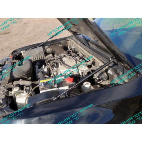 Упоры капота на Mitsubishi Pajero MITPAJ413-13Y