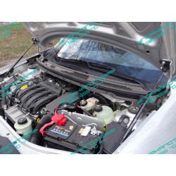 Упоры капота на Nissan Almera NISALM15-02Y