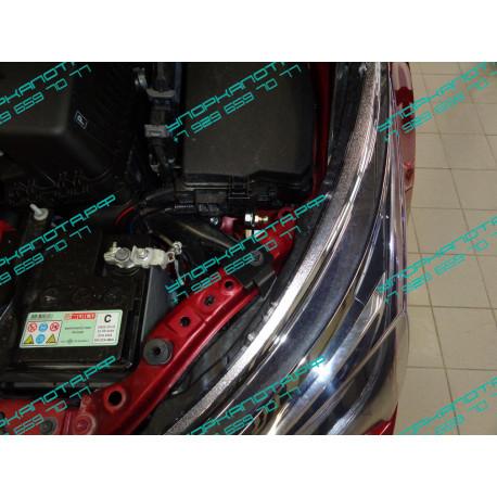 Упоры капота на Toyota Corolla KU-TY-CL11-00