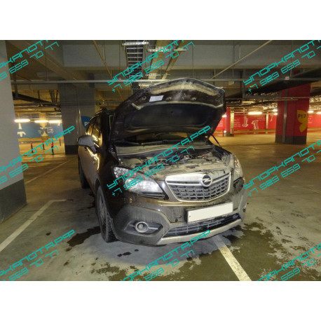 Упоры капота на Opel Mokka KU-OP-MO00-00