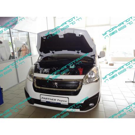 Упоры капота на Peugeot Partner KU-PG-PT00-00