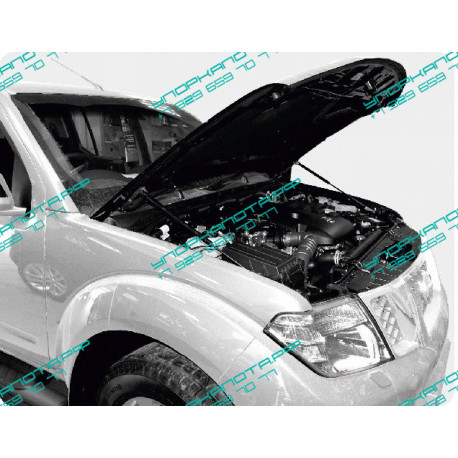 Упоры капота на Nissan Pathfinder KU-NI-PT51-00