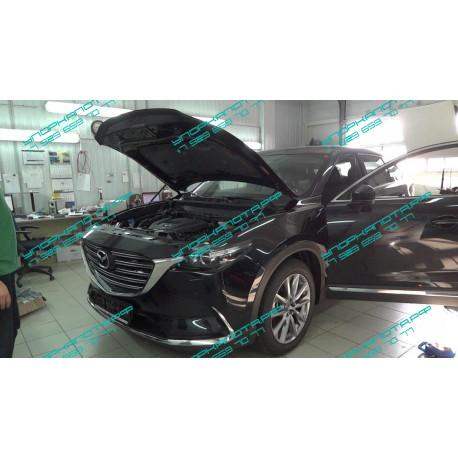 Упоры капота на Mazda CX-9 KU-MZ-CX09-00