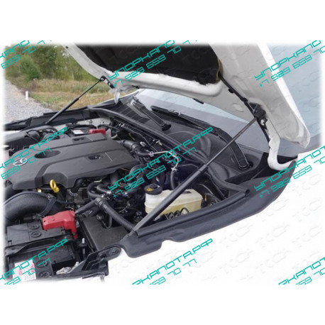 Упоры капота на Toyota Fortuner TOYFORT17-13Y