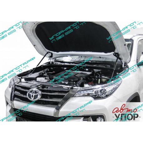 Упоры капота на Toyota Fortuner UTOFOR011