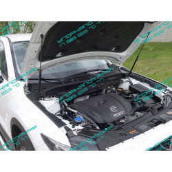 Упоры капота на Mazda CX-5 MAZCX517-17Y