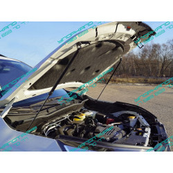 Упоры капота на Subaru Forester SUBFOR18-16Y
