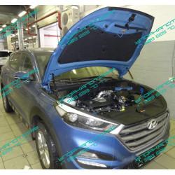 Упоры капота на Hyundai Tucson KU-HY-TS03-01
