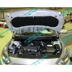 Упоры капота на Hyundai Solaris BD04.02