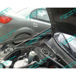 Упоры капота на Mitsubishi Outlander BD08.03