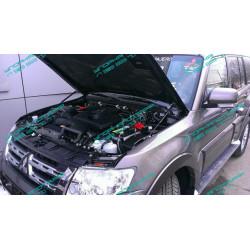Упоры капота на Mitsubishi Pajero KU-MI-PJ04-00