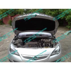 Упоры капота на Opel Astra BD10.01