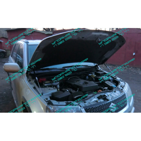 Упоры капота на Suzuki Grand Vitara BD13.01