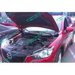 Упоры капота на Mazda CX-5 KU-MZ-CX05-00