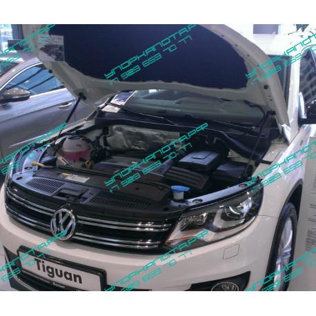 Упоры капота на Volkswagen Tiguan KU-VW-TG00-00