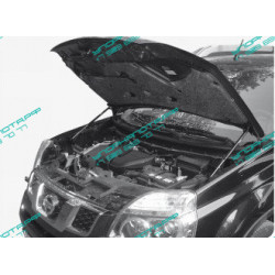 Упоры капота на Nissan X-Trail KU-NI-XT31-00