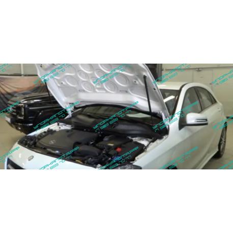 Упоры капота на Mercedes-Benz A KU-MB-A000-02