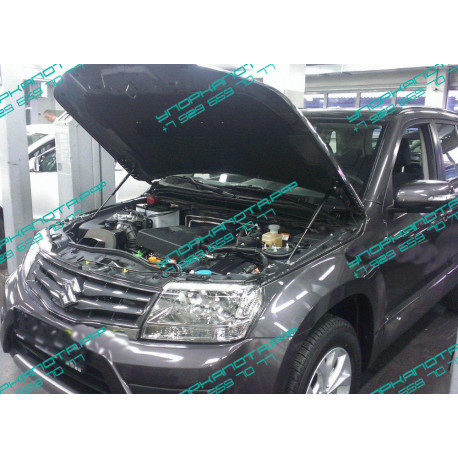 Упоры капота на Suzuki Grand Vitara KU-SZ-GV00-00