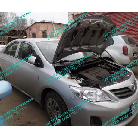 Упоры капота на Toyota Corolla KU-TY-CL10-00
