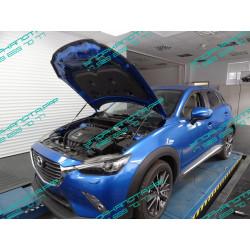 Упоры капота на Mazda CX-3 KU-MZ-CX03-00