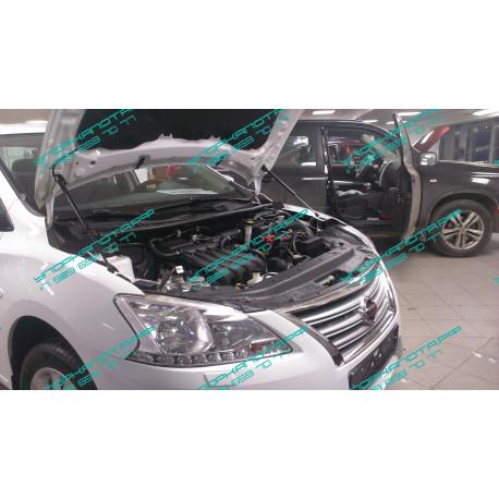 Упоры капота на Nissan Sentra KU-NI-SE00-00