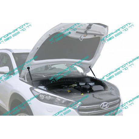 Упоры капота на Hyundai Tucson UHYTUC011