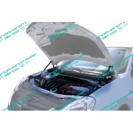 Упоры капота на Nissan Almera UNIALM012