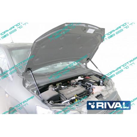 Упоры капота на Chevrolet Aveo A.1002.1