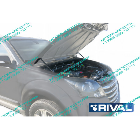 Упоры капота на Great Wall Hover H3 A.2002.1