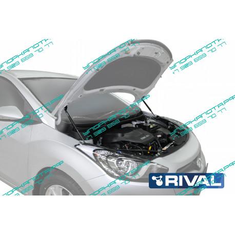 Упоры капота на Hyundai i30 A.ST.2304.1