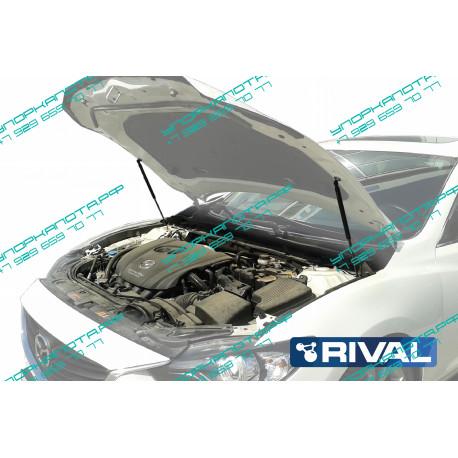 Упоры капота на Mazda 6 A.3802.2