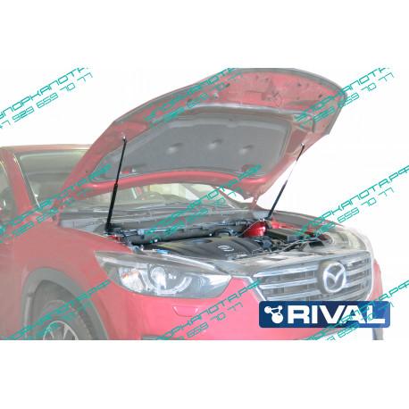 Упоры капота на Mazda CX-5 A.ST.3803.1