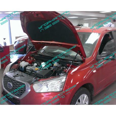 Упоры капота на Datsun on-DO KU-DT-ONDO-02