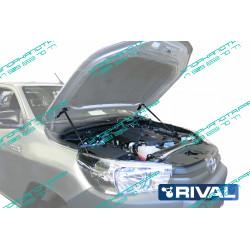 Упоры капота на Toyota Hilux A.5706.1